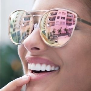 Quay Cherry Blossom Sunglasses